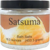 Satsuma Bath Salts - $12.60+