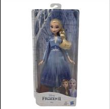 "Disney FROZEN II 12"" Elsa Fashion Doll Hasbro Figure 2019 Collectible - $7.69"