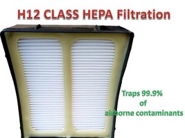 Hepa Filter for Shark Rotator Lift Away Speed Vacuum NV680 fits NV800  XHF680 image 2