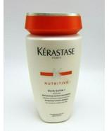 KERASTASE NUTRITIVE Exceptional Nutrition Shampoo 8.5oz/250ml - $18.76