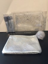 MAC Snow Ball Brush Kit Advanced -SILVER  NEW - $48.50