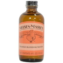 Orange Blossom Water - 4 oz bottle - $12.64