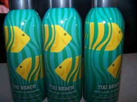 Lot of 3 Bath & Body Works Tiki Beach Concentrated Room Spray 1.5 Oz Each Scente - $43.99