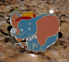 Disney Pin Dumbo the Ball Boy from Baseball Diamond Mystery LE of 900 Pi... - $10.88