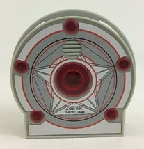 Laser Leap Target Game Vintage 90s Toy Rare Light-up and Sounds with Bat... - $22.23