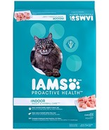 Iams Proactive Health Adult Indoor Weight & Hairball Care Dry Cat Food W... - $27.27