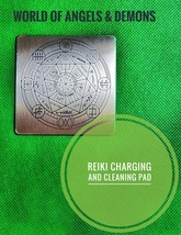 Occult Charging, cleaning and aligning Pad for Reiki healing, Energy wor... - $54.00