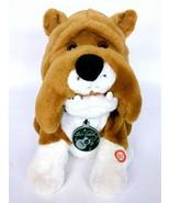 Elvis Presley Preferred Plush Singing Brown Bulldog Plush Stuffed Animal... - $65.00