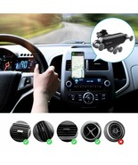 Gravity Air Vent Car Mount Phone Holder for iPhone 11 Galaxy Note 10 All... - $6.99