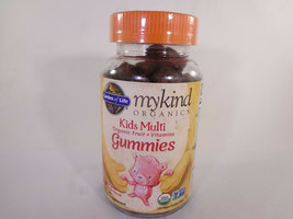 Garden of Life mykind orangics Kids Multi 120 Vegan Gummy Bears {VS-G} - $27.12