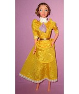 Barbie Disney Tarzan Jane HTF Original Yellow Dress Doll for OOAK or Play! - $20.00