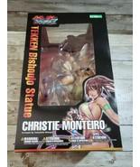 Kotobukiya Bishoujo Tekken Christie Monteiro New In Box 1st Edition - $185.00