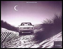 2000 Mercedes-Benz C Prestige Brochure MINT, Original 00 - $13.13