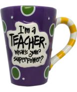 Teacher Latte Coffee Mug - $19.99