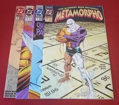 Metamorpho #1-4 (Complete Mini-Series) - $6.00