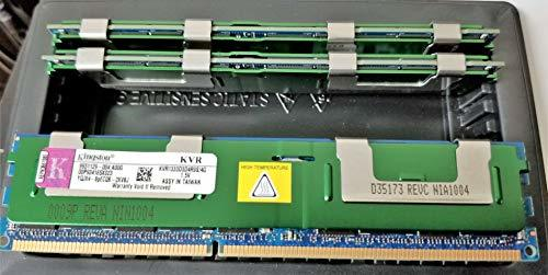 Kingston KVR1333D3D4R9S/4G DDR3-1333 4GB ECC/REG CL9 Server Memory - $25.49