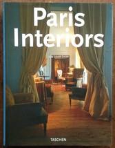 Paris Interiors Lisa Lovatt-Smith 1994 Taschen HCDJ - $23.65