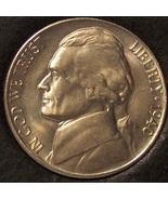 1940-D Jefferson Nickel GEM BU FULL STEPS #0358 - $14.99