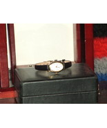 Pre-Owned Women's Gold & Black Timex Cavatina T... - $10.89