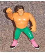 Vintage 1990 Hasbro Tito Santana Wrestling Action Figure - $19.99