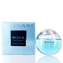 Bulgari Aqva Marine by Bulgari Edt Spray For Men - $44.99