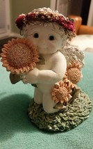2003 Dreamsicle Sunflower Days F499051 - $3.95