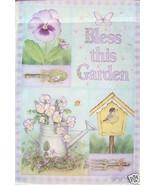 Bless This Garden Bless This Garden MINI Size Decorative Flag 18 x 12.5 - $8.82