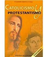 Catolicisimo y Protestantismo - Apostoles de la Palabra -Padre Flaviano ... - $17.46
