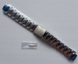 Genuine Replacement Watch Band 12mm Stainless Steel Bracelet Casio EFA-1... - $35.60