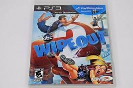 Wipeout 2 (Sony PlayStation 3, PS3, 2011) CIB - $11.87
