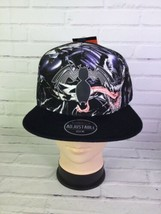 Marvel Comics VENOM Venomized Snapback Hat Cap Adjustable One Size Most ... - $30.09