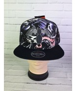 Marvel Comics VENOM Venomized Snapback Hat Cap Adjustable One Size Most ... - $35.52