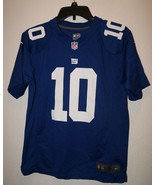 Nike On Field New York Giants Eli Manning Jersey Youth Size L 14/16 - Nwot - $28.50