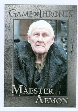Game of Thrones trading card #31 2012 Maester Aemon