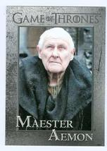 Game of Thrones trading card #31 2012 Maester Aemon - $4.00