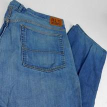 Ralph Lauren Polo Jeans Co Blue Denim Brixton Loose Fit W44 L32 (Act W 4... - $52.99