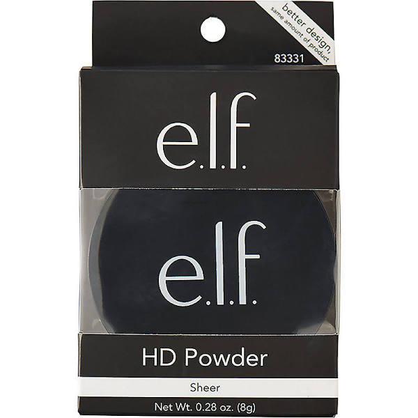 ELF HD High Definition Powder 83331 Sheer (BNZ109-6) - $5.99
