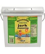 Walkerswood Traditional Jerk Seasoning, 9.25 lb. 4.2 kg., Mild Jamaican ... - $64.30