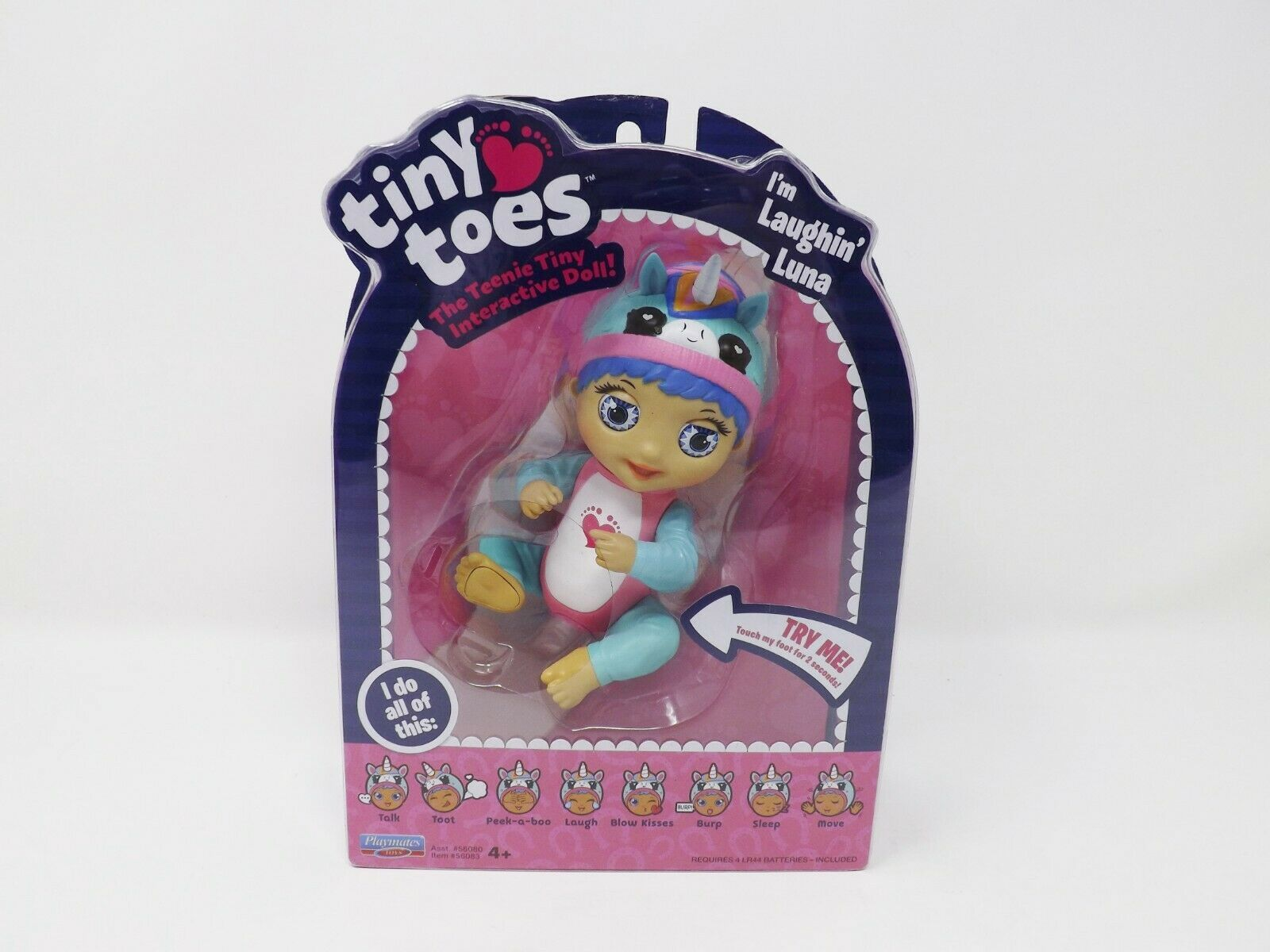 Primary image for Tiny Toes Interactive Doll - Laughin' Luna