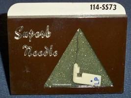 Superb 114-SS73 NEEDLE STYLUS for ACOS 73-1 GP-73 HGP-73 73-1A 73-1B 73-1C image 1