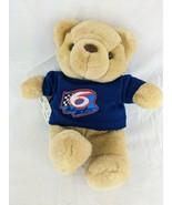 "Nascar Mark Martin Bear Plush 11"" Ensemble Hallmark Stuffed Animal Toy - $12.95"