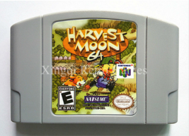 Harvest Moon 64 Video Game  - $39.99