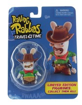 """Raving Rabbids """"Travel in Time"""" Collectible Figurine - """"Cowboy"""" - $14.37"""