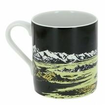 Tintin lunar Moon rocket porcelain mug in gift box Tintin image 2