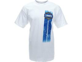 NASCAR DELTA RINGSPUN  T-SHIRT - JIMMIE JOHNSON  #48 LOWES RACING - L-XXL - $17.99
