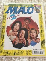 NEW MAD Magazine #368 April 1998 Edition Scream 2 - $16.93