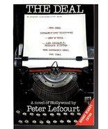 The Deal: A Novel [Hardcover] Lefcourt, Peter - $12.86
