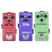 ammoon Series Guitar Effect Pedal Distortion/ Delay/ Chorus Effects Guitar - $31.07
