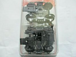 Kadee # 503 Arch Bar Metal Trucks With #148 Whisker Couplers 1 Pair HO Scale image 3