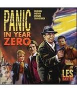 Panic In Year Zero - Soundtrack/Score CD ( NEW SEALED ) - $36.80